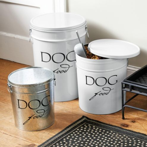 Pet Food Canisters