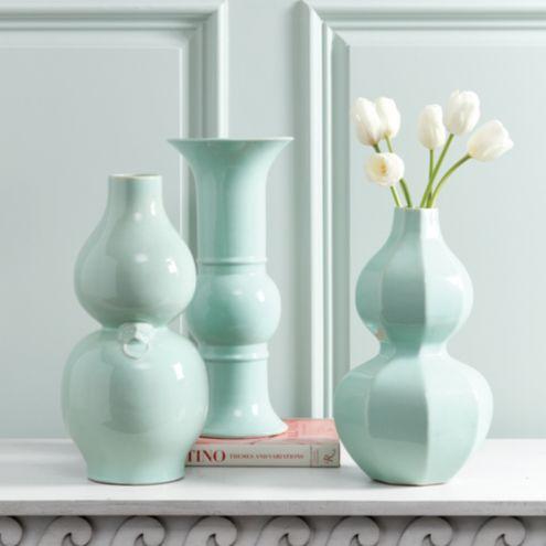 Miles Redd Oolong Vase Collection Piece Ballard Designs