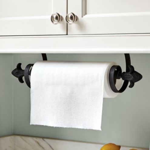 Ballard Under Cabinet Mount Paper Towel Holder Ballard Designs