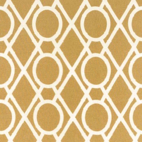 Camargo Lattice Fabric By The Yard Fabrics Ballard Designs