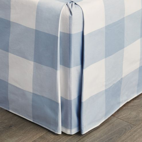 Gwyneth Buffalo Check Bed Skirt