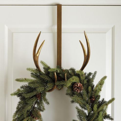 Antler Wreath Hanger by Ballard Designs