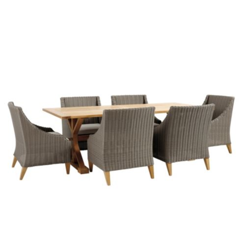 Admirable Sutton 7 Piece Dining Set Ballard Designs Ballard Designs Gmtry Best Dining Table And Chair Ideas Images Gmtryco