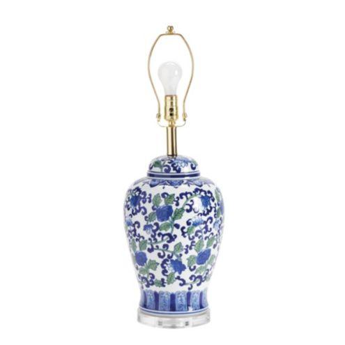 Ginger Jar Table Lamp Base