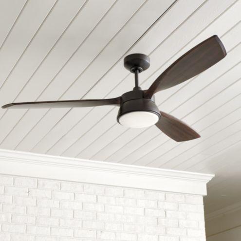 Landon Indoor Outdoor Ceiling Fan With