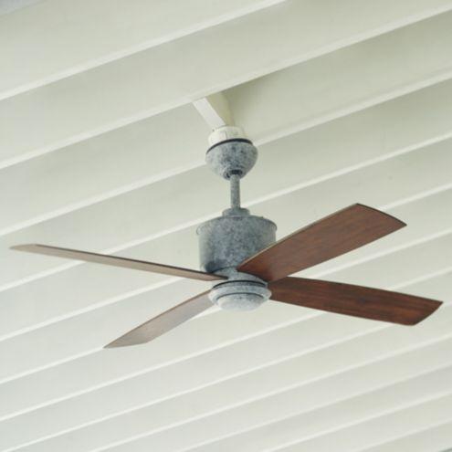 Carter Indoor Outdoor Ceiling Fan Ballard Designs