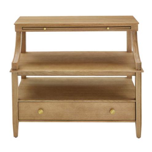 Sidney Open Side Table Ballard Designs