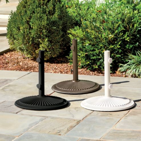 Umbrella Stand Durable Cast Iron Ballard Designs