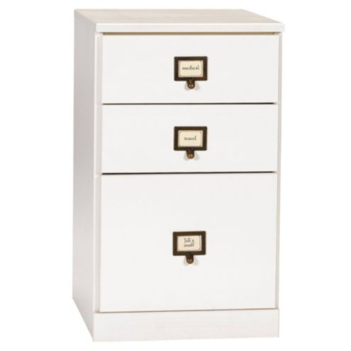 Office 8482 3 Drawer File Cabinet