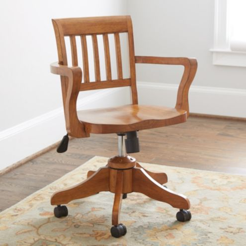 Ellison Desk Chair With Arms