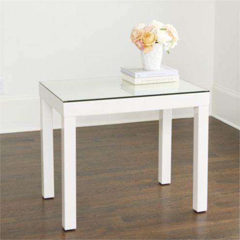newest 79c58 06a0f Suzanne Kasler Taylor Parsons Side Table | Ballard Designs ...