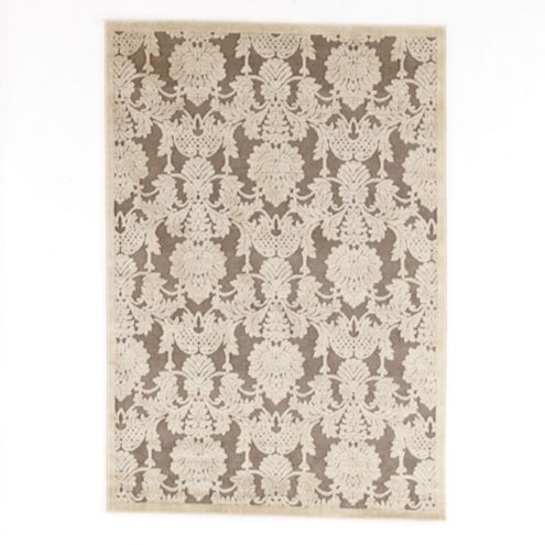 Crawley Rug Swatch - Nickel | Ballard