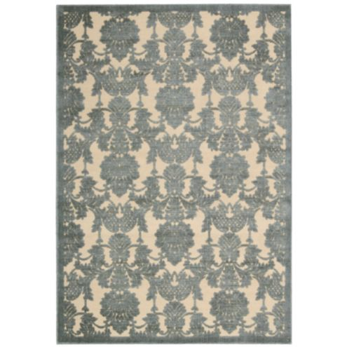 Crawley Rug Swatch - Teal | Ballard Designs