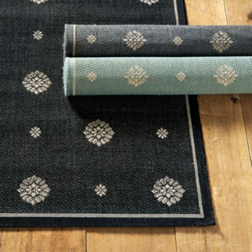 Navarre Indoor Outdoor Rug Ballard Designs