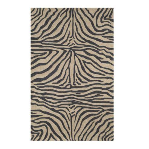 Mali Zebra Indoor/Outdoor Rug by Ballard Designs