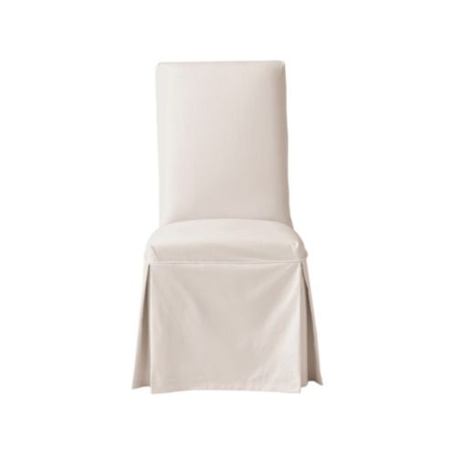 Awe Inspiring Parsons Chair Slipcover Ballard Essential Theyellowbook Wood Chair Design Ideas Theyellowbookinfo