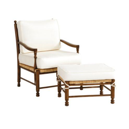 Astonishing Toulon Chair And Ottoman Ballard Designs Ballard Designs Short Links Chair Design For Home Short Linksinfo