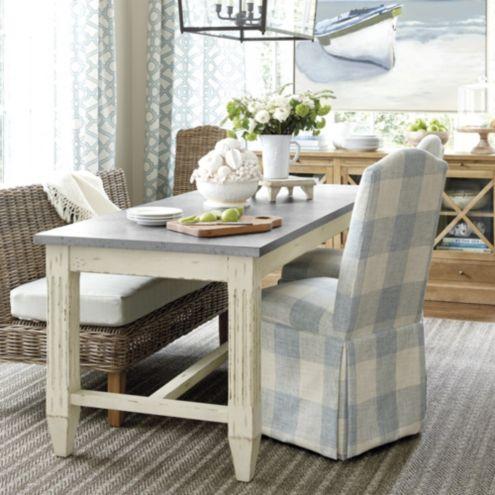 Messina Dining Table 76 Ballard Designs