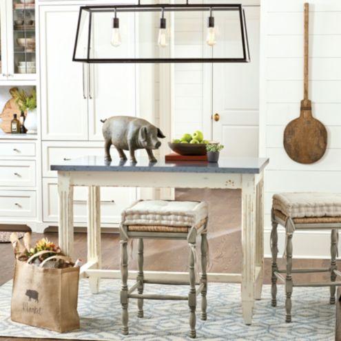 Messina Counter Table Ballard Designs