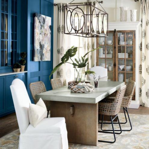 Argenta Dining Table Ballard Designs