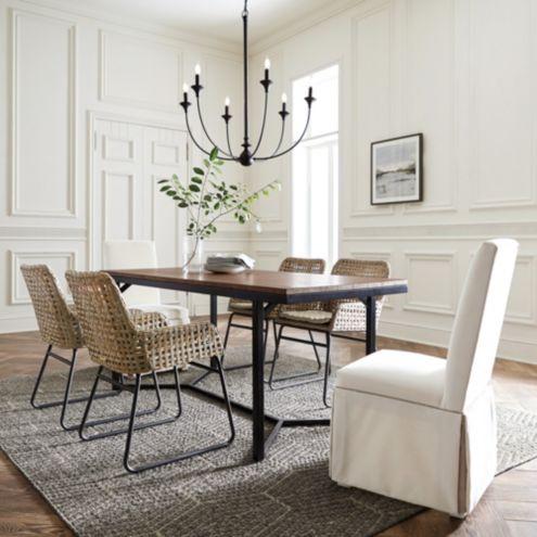 Atticus Dining Table Ballard Designs