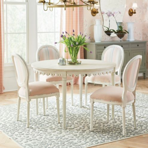 Rousseau Round Dining Table