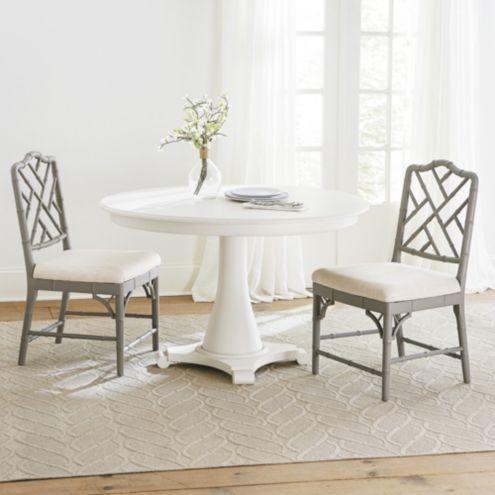 Sienna Round Pedestal Dining Table