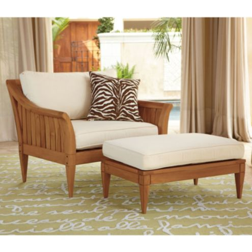 Wondrous St Laurent Lounge Chair With Ottoman European Inspired Alphanode Cool Chair Designs And Ideas Alphanodeonline