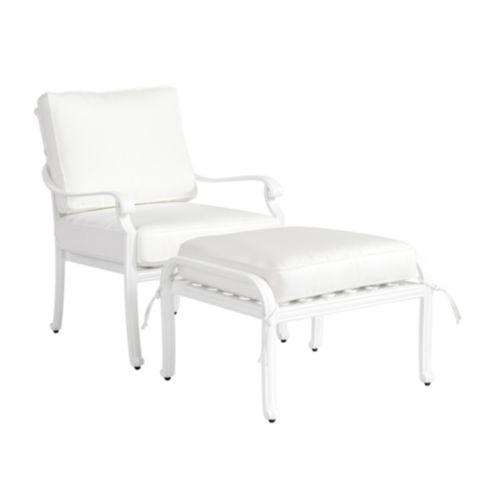 Merveilleux Maison Lounge Chair U0026amp; Ottoman