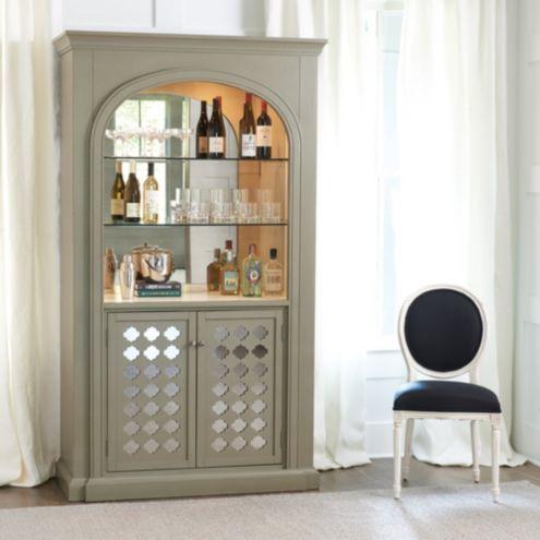 Karidee Bar Cabinet Ballard Designs Ballard Designs