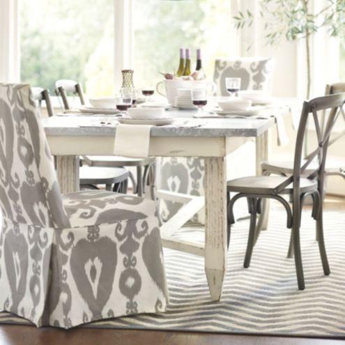 Messina Dining Tale Ballard Designs