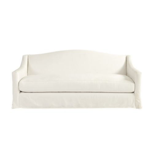 Riviera Indoor/Outdoor Sofa Slipcover - Made to Order Fabrics ...