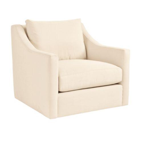 Astounding Sutton Upholstered Swivel Chair Ballard Designs Ballard Andrewgaddart Wooden Chair Designs For Living Room Andrewgaddartcom
