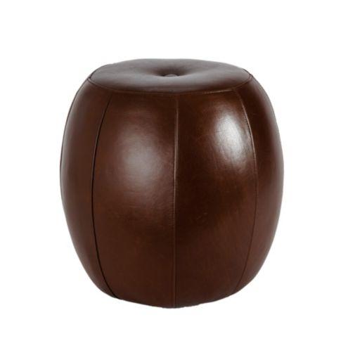 Surprising Leather Pouf Ballard Designs Ballard Designs Short Links Chair Design For Home Short Linksinfo