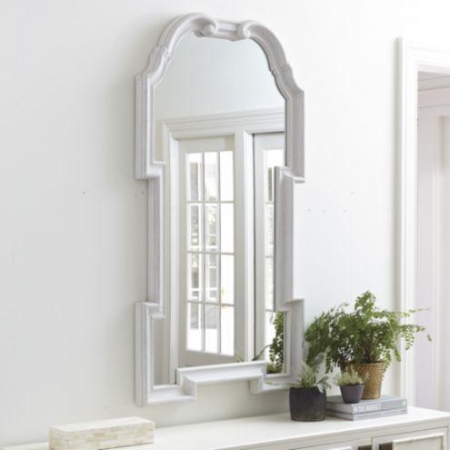 Miles Redd Hollywood Queen Anne Mirror | Ballard Designs | Ballard Designs