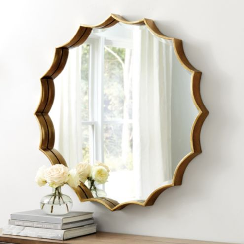 Lulu Mirror by Ballard Designs