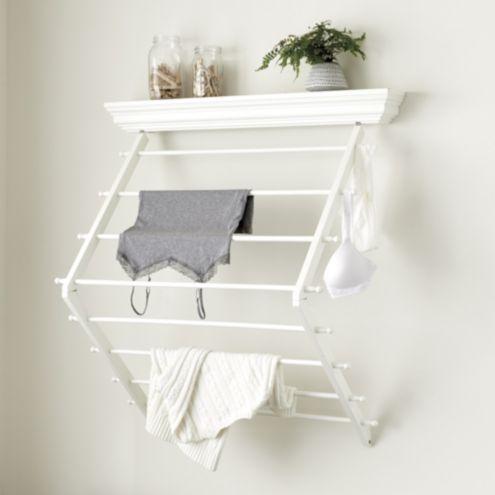 Flat Fold Drying Rack Ballard Designs