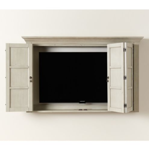 Hughes TV Cabinet | Ballard Designs | Ballard Designs