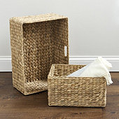 Hyacinth Abbeville Baskets
