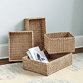 Morgan Woven Baskets