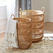 Terrazzo Baskets - Set of 2
