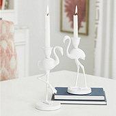 Flamingo Candle Holder - Set of 2