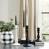 Cecilia Taper Candle Holders