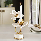Gabriella Floral Candle Holder