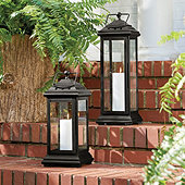 Bunny Williams Outdoor Lantern