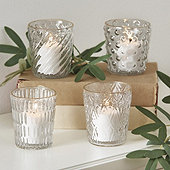 Elodie Votives - Set of 4