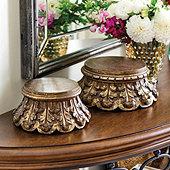 Wooden Pedestals