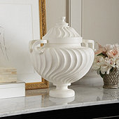 Miles Redd Scalloped Urn