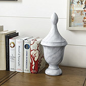 Marbleized Finial