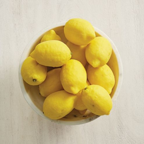 Lemon Vase Fillers Set of 12
